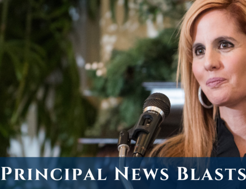 Principal News Blast 9.30.19