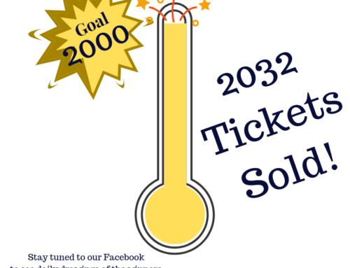 We've reached our Panther Raffle Goal! 2,000+ Tickets Sold!