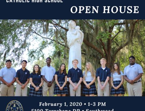 Open House Feb. 1 1-3PM